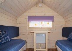 Дачный домик из сибирского кедра