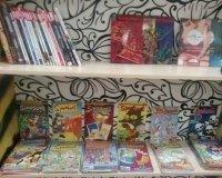 В Челябинске открылся новый магазин комиксов