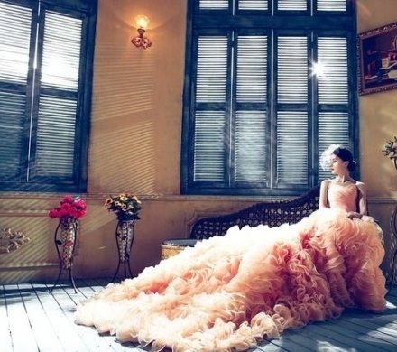 6 мест в Челябинске, где заказать необычное свадебное платье