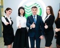 Головной офис ПАО Сбербанк в Краснодаре привлекательно изменился