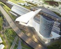 В Казани на месте «Северного вокзала» хотят построить отель-небоскреб
