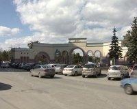 Возле парка Гагарина сделают большую парковку