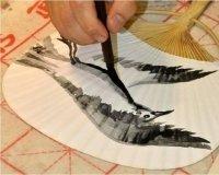 Тюменцев приглашают на мастер-класс по росписи китайских вееров