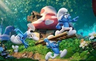 В Grand Cinema стартуют показы анимационной комедии «Смурфики: Затерянная деревня»