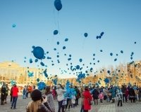 Сургут присоединится к Международной акции «Зажги синим»