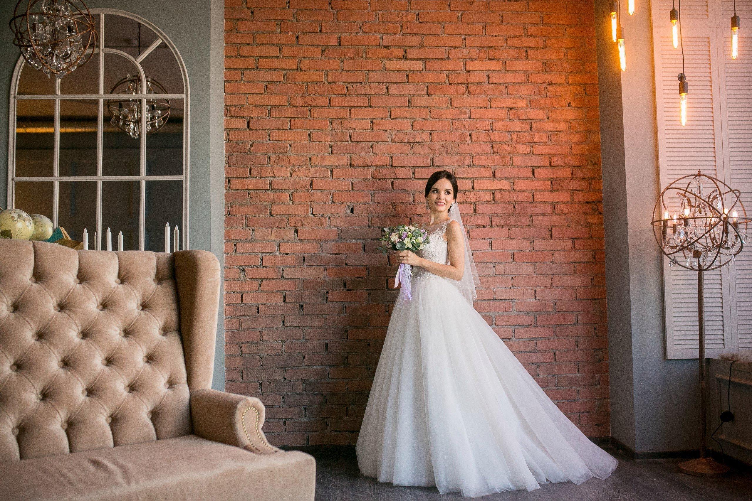 вип студия для свадебной фотосессии