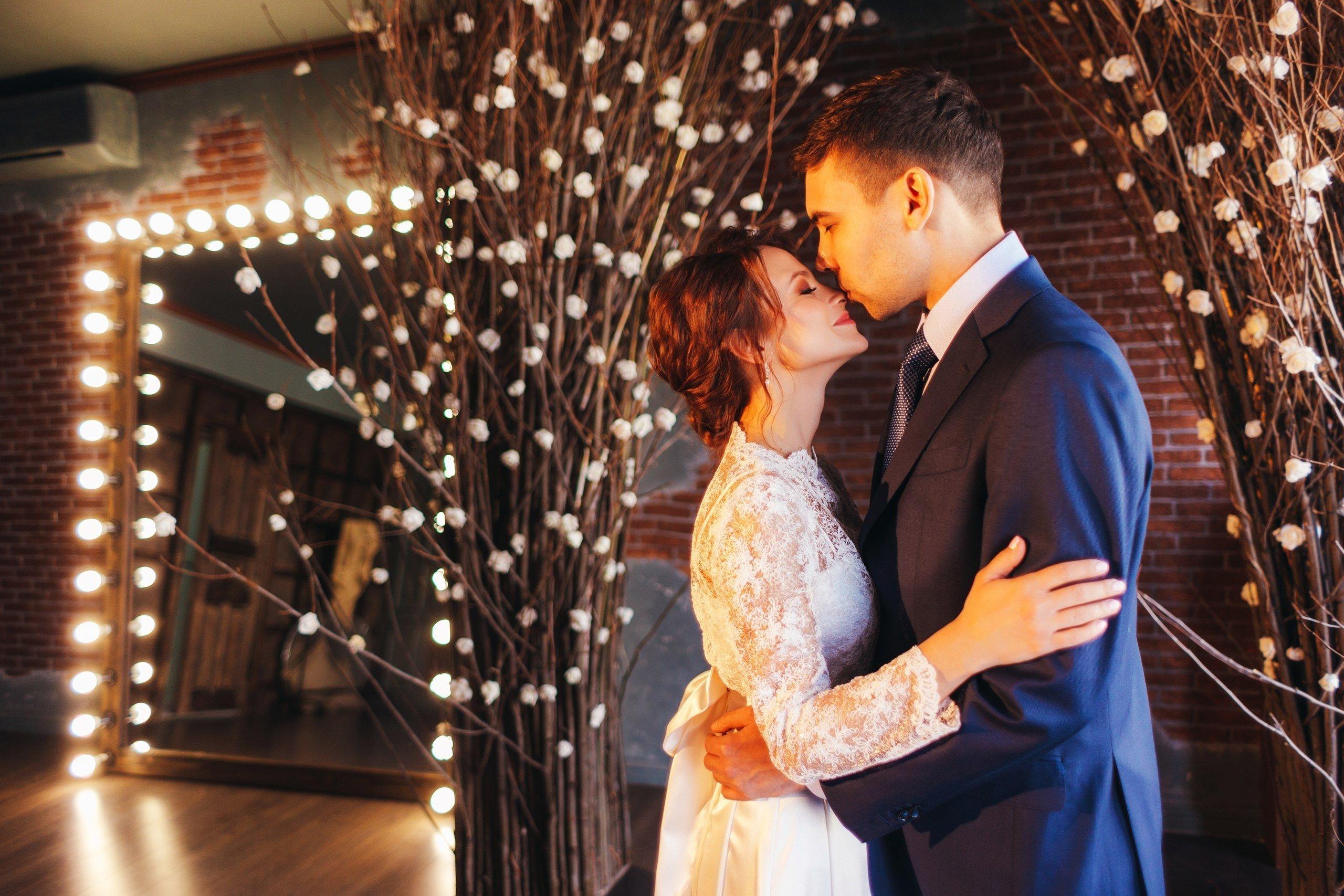 что вип студия для свадебной фотосессии или