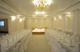 Свадебный дом александровский сад тюмень