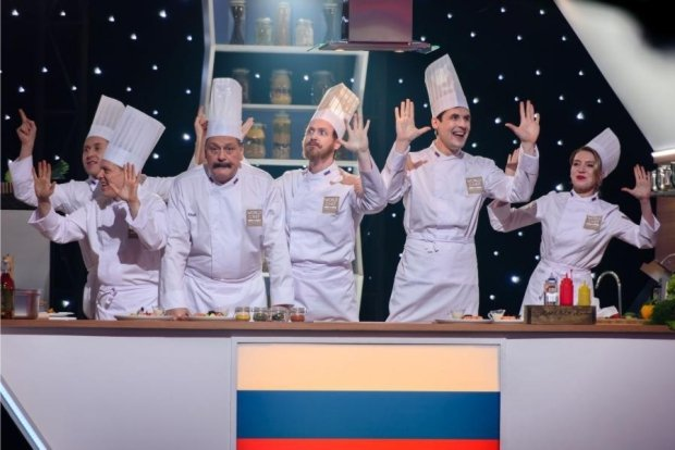 Сериал кухня последняя битва в хорошем качестве
