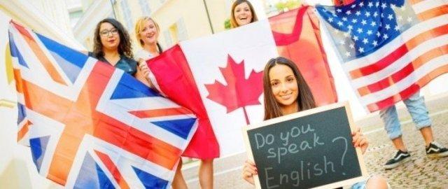 Знакомство с иностранцами англичанами