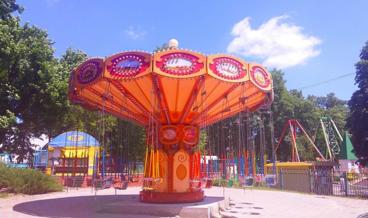 Центральный парк фото и описание