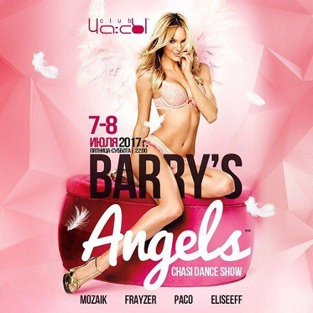 Barry`s Angels