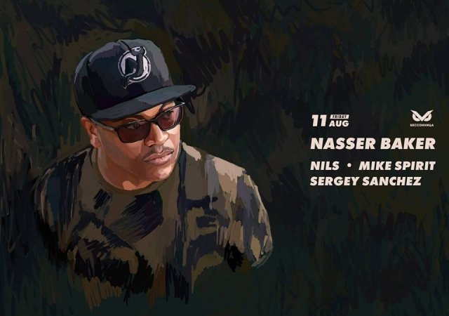 Friday w/ Nasser Baker