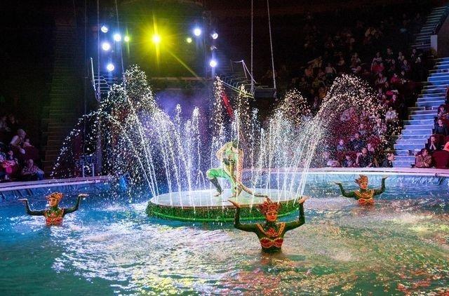 Цирк набережные челны 2016 эссен