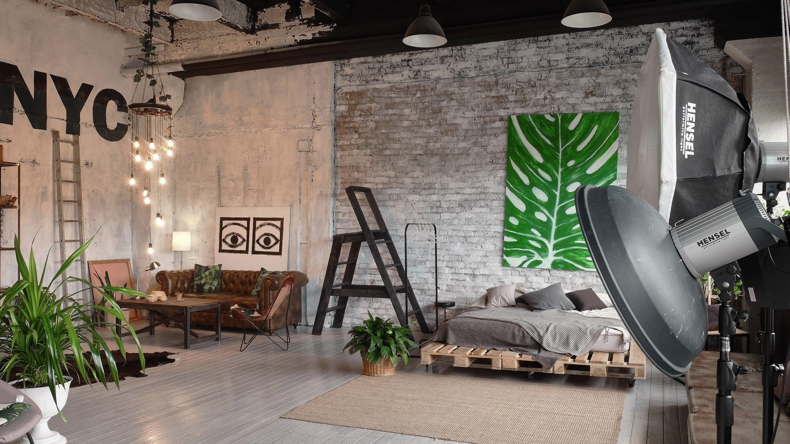 Фотостудии красноярска с интерьером красноярск
