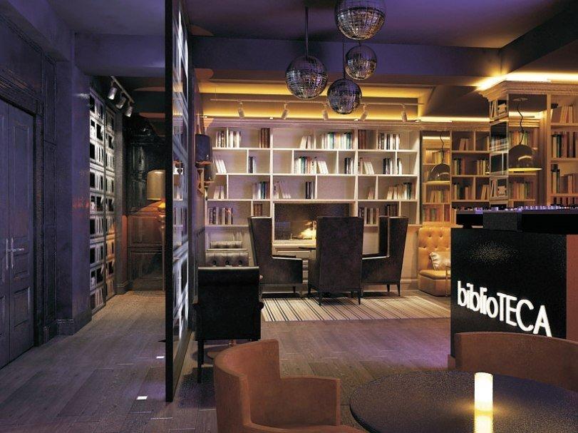 Библиотека ночной клуб сургут клуб собаководства москва и область