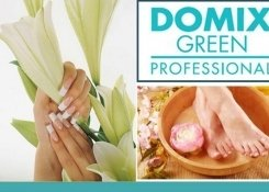 "Продукция ""Domix Green Professional"" для маникюра и педикюра"