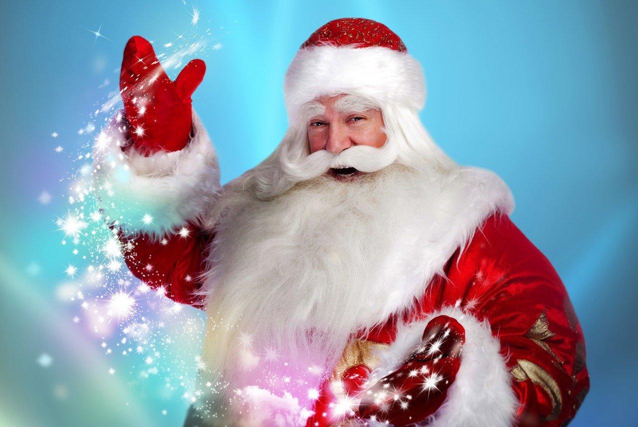 Вся правда о Дедушке Морозе!