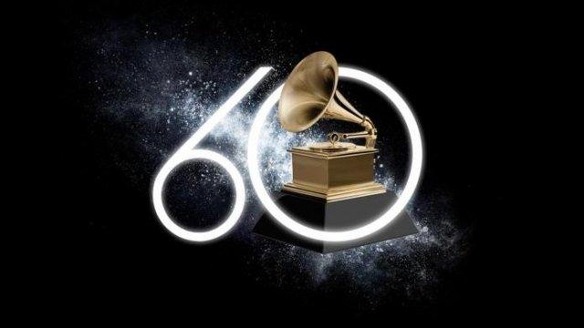 Вручение премии Grammy состоится вСША в60-й раз