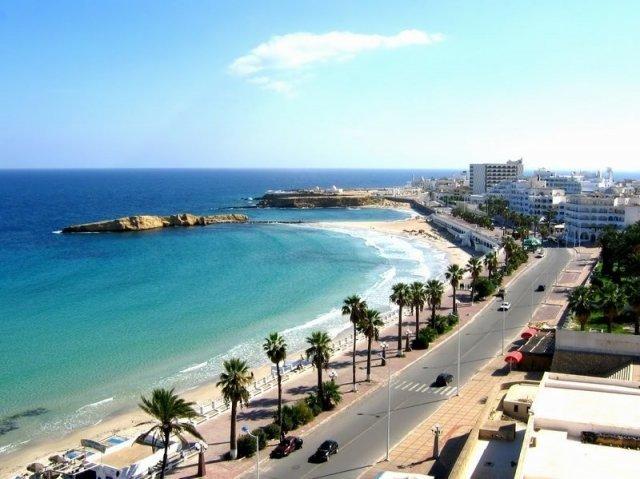 Сексуальные приключения в тунисе