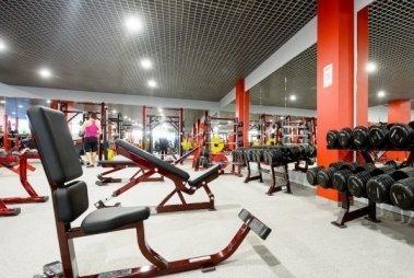 Территория спорта москва фитнес клуб ангар 18 клуб в москве