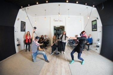Клуб виртуальной реальности в москве нереальное место клуб мумий тролль москва фото