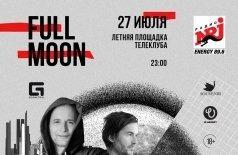 Full Moon Open Air