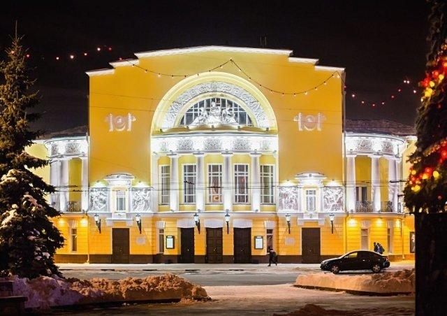 Афиша в волковском театре в ярославле на декабрь цена билета на концерт группы любэ