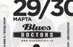 концерт группы Blues Doctors