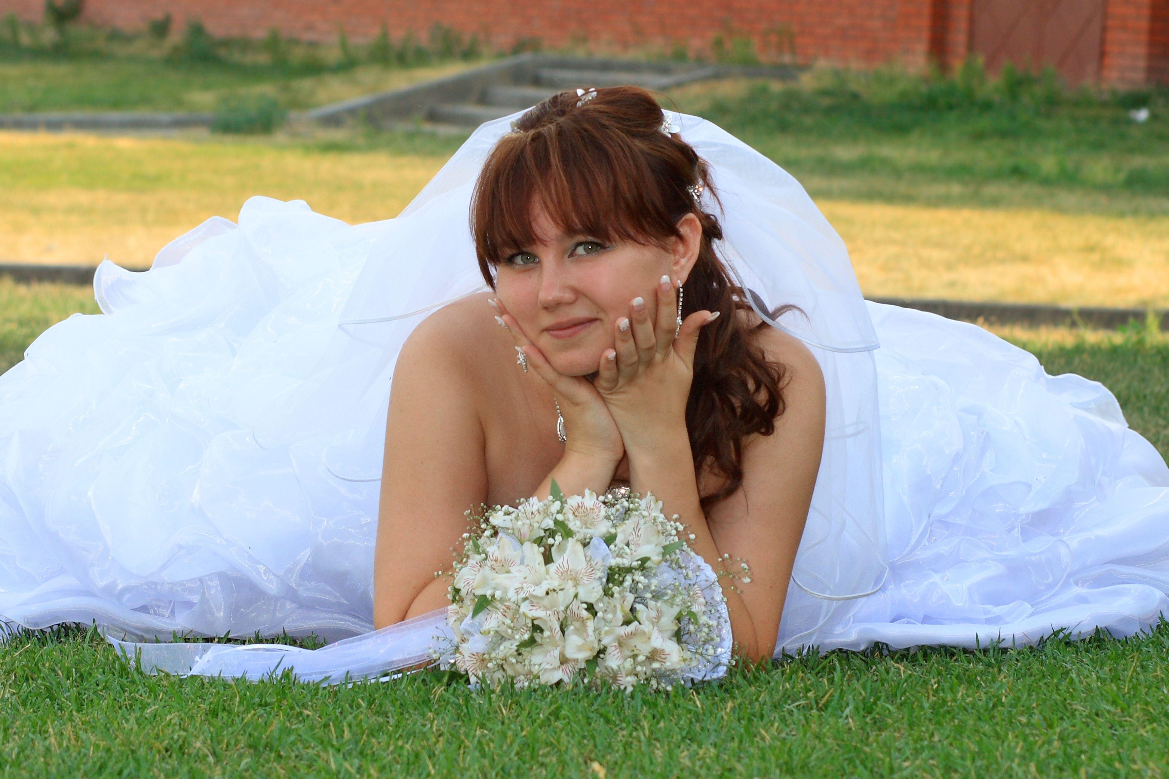 синхронизация сработала фото невест про это волнами