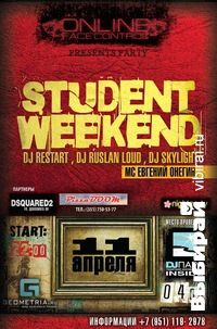 STUDENTS WEEKEND