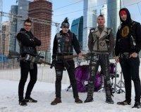 Закрыть. Пурген -московская музыкальная группа, играющая в сти