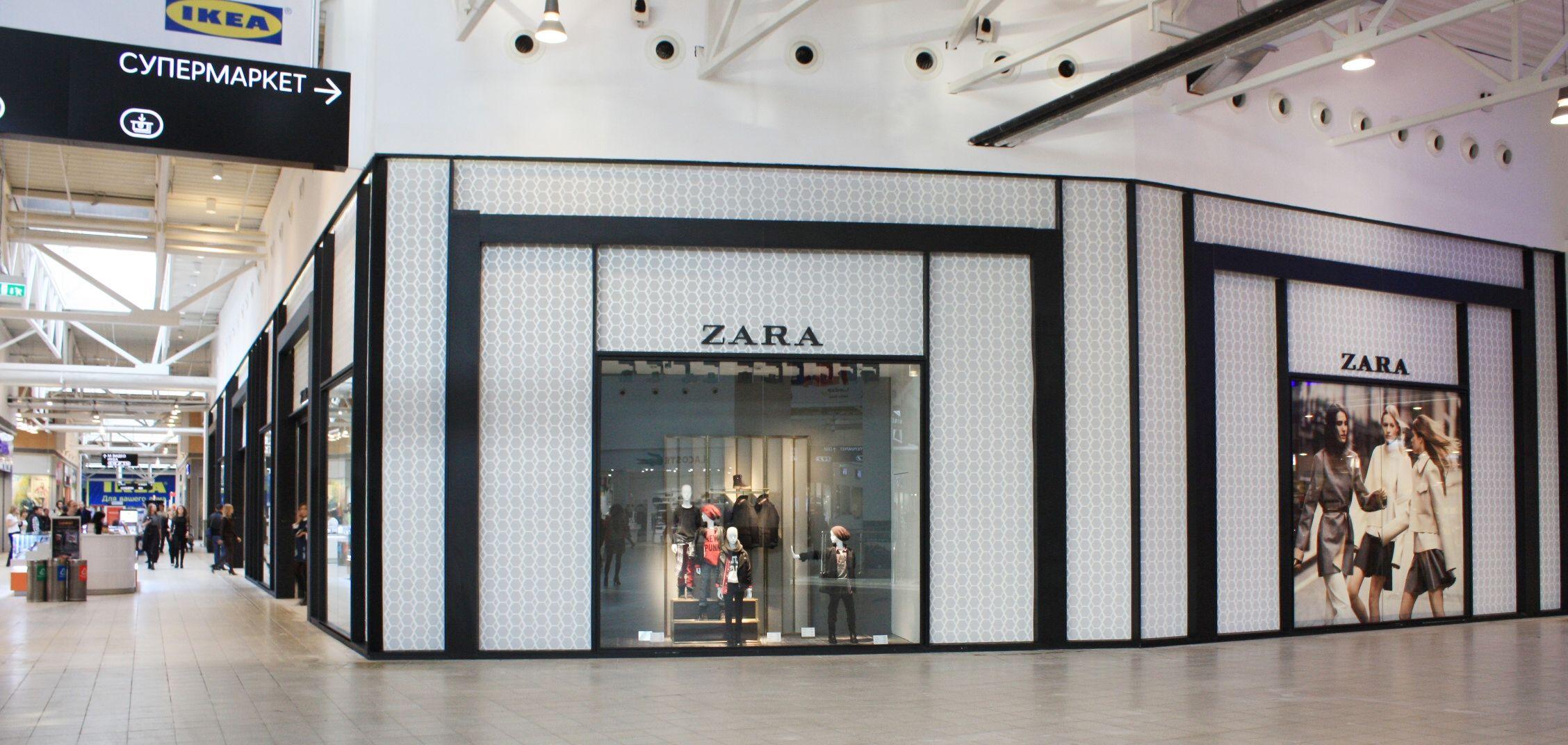 zara amazing logistics Zara's thorough logistics and scheduling feed into the supply chain and distribution rhythm raw materials  natasha, this is amazing.
