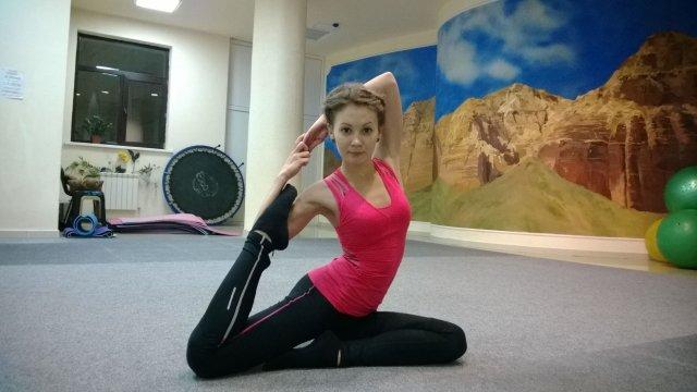 Anastasia Mironova  Coach ampamp creator  VK