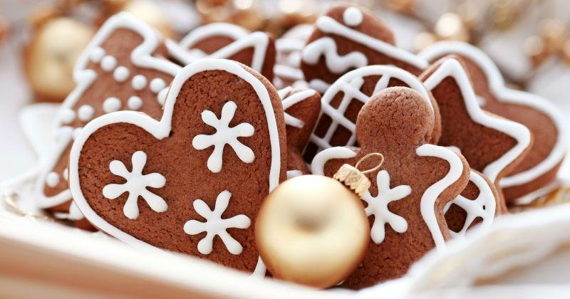 Как сделать рождественские печенье
