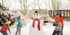 Куда деть детей: как провести зимние каникулы с пользой
