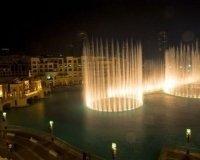 Поющий фонтан на площади Революции откроется в День Города
