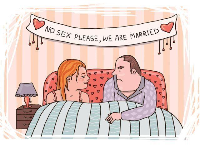нет секса 4 месяца: