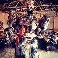 Крутое робот-шоу!
