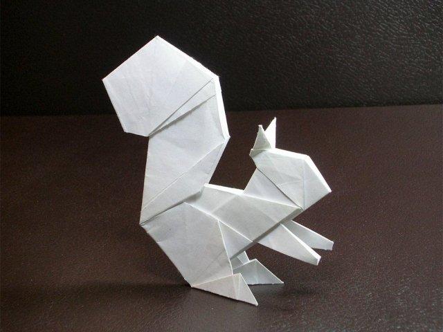 оригами из бумаги фото по шагам