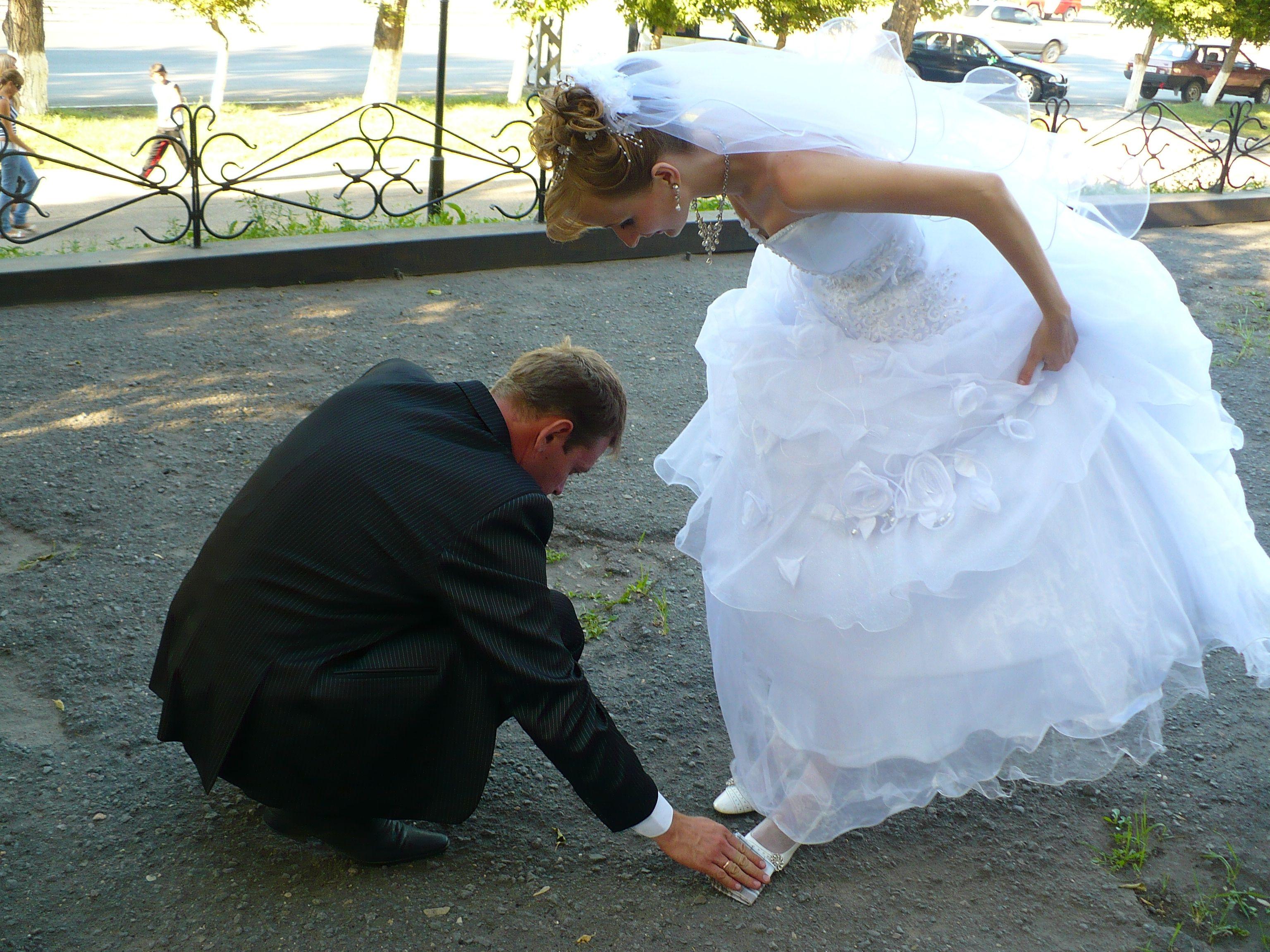 ней ах эта свадьба в картинках выделить существенные минусы