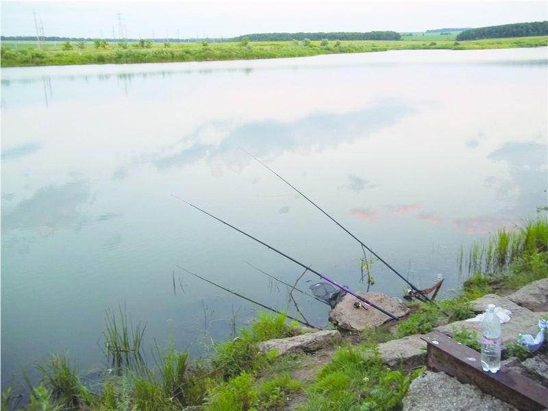 Платная рыбалка дубовый умет