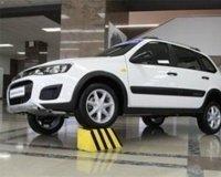 АВТОВАЗ готовится к продажам автомобилей LADA Kalina Cross