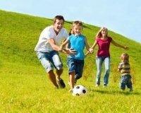 Спортивные семьи поучаствуют в «Атлетик-квест»