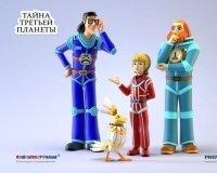 Есть компания, выпускающая лицензионные игрушки по отечественным мультфильмам и кино