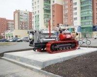 В Челябинске появилось несколько арт-объектов