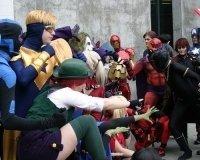 Капитан Америка, Тор, Железный человек и Бэтмен переедут на улицы Екатеринбурга