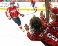 Легенды хоккея проведут мастер-класс для детей