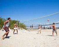 Заключительные соревнования по пляжному волейболу пройдут в Екатеринбурге