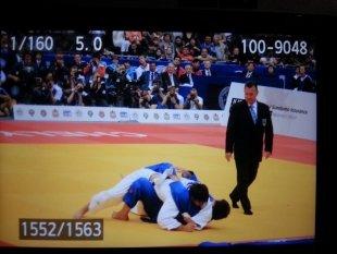 На чемпионате мира по дзюдо мужская сборная РФ взяла «серебро»